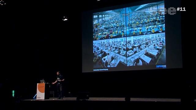 see Conference #11, 2016 | Césare Peeren
