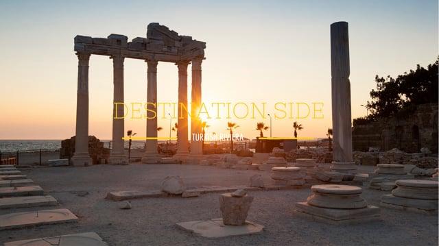 Turkije - Side [Destination film]