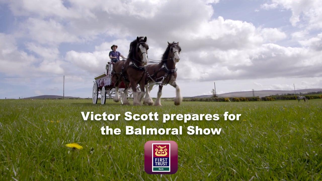 Victor Scott Balmoral Show