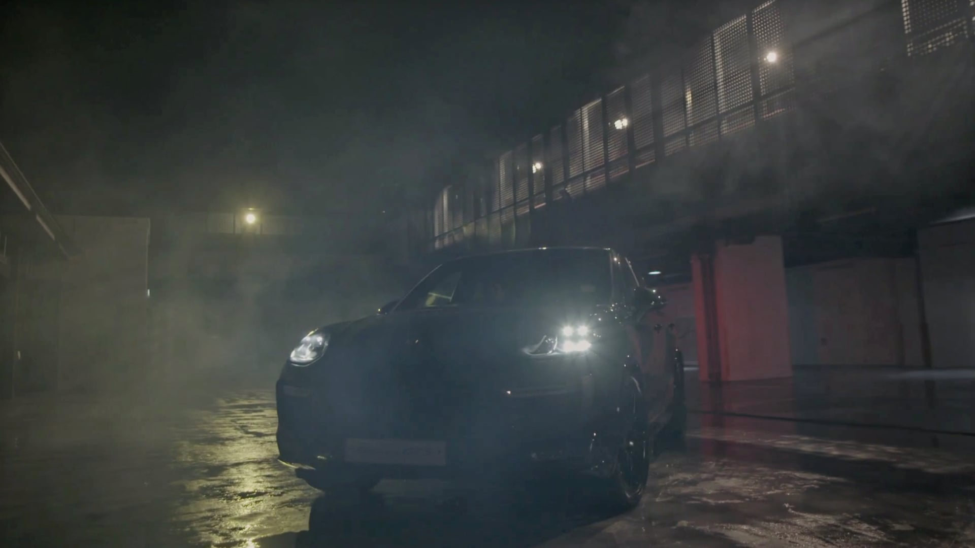Porsche Adventure Drive Promo Video Singapore