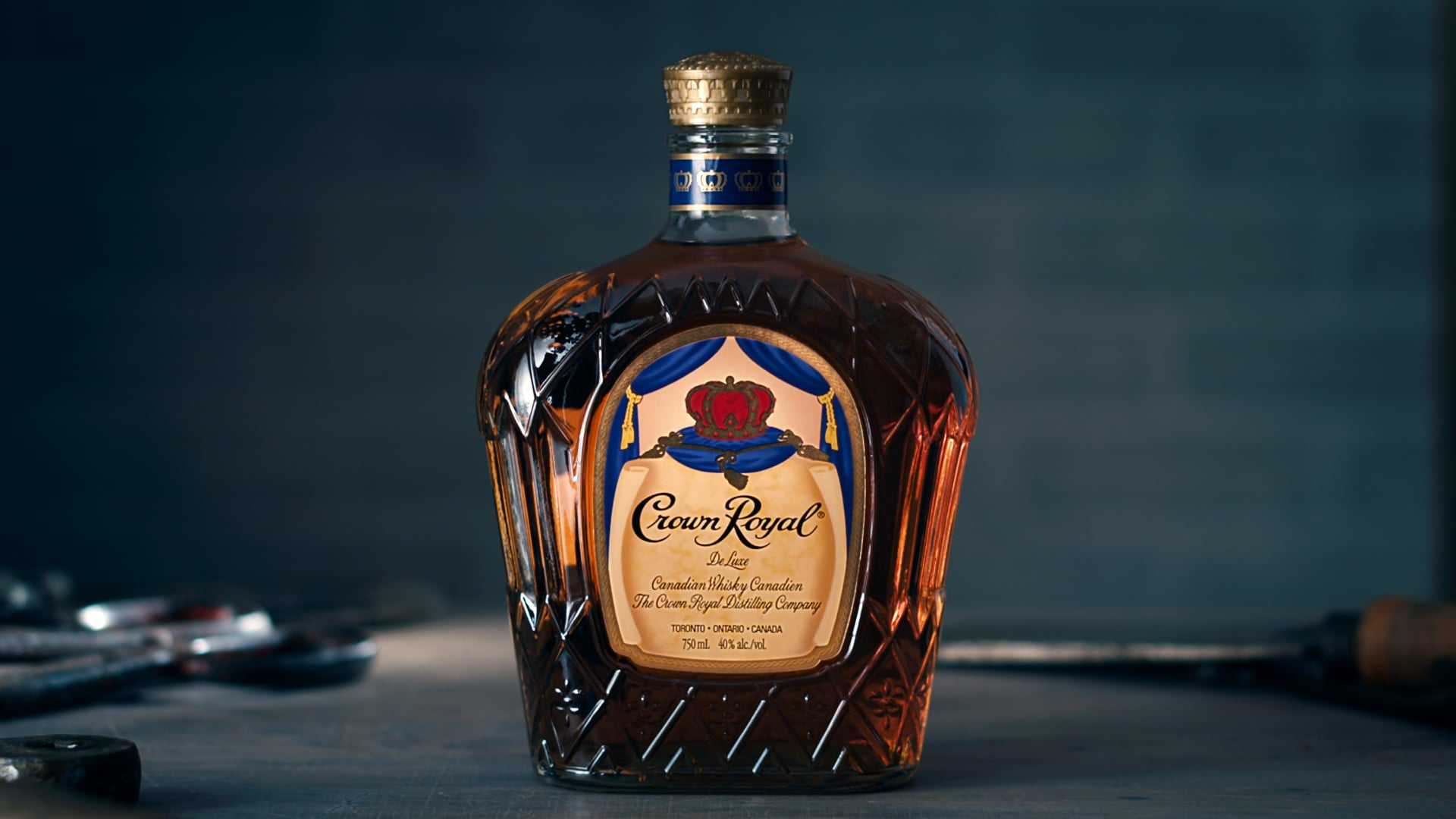 Crown Royal | Work Then Play