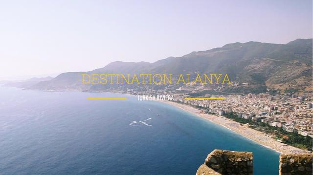 Turkije - Alanya [Destination film]