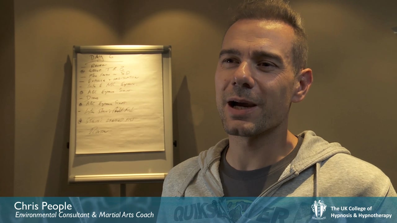 Interview: Chris People, Environmental Consultant and Martial Arts Expert