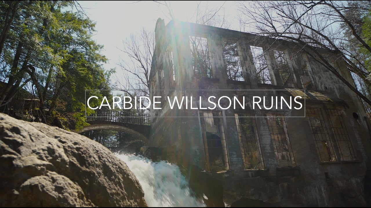 CARBIDE WILLSON RUINS IN 4K