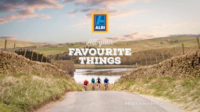 Aldi - Cycling
