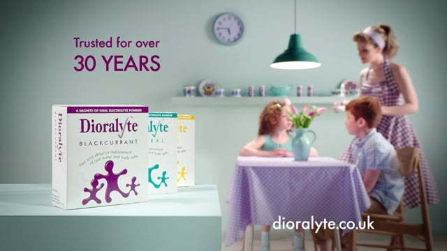 Dioralyte - 'Hydrate Right'