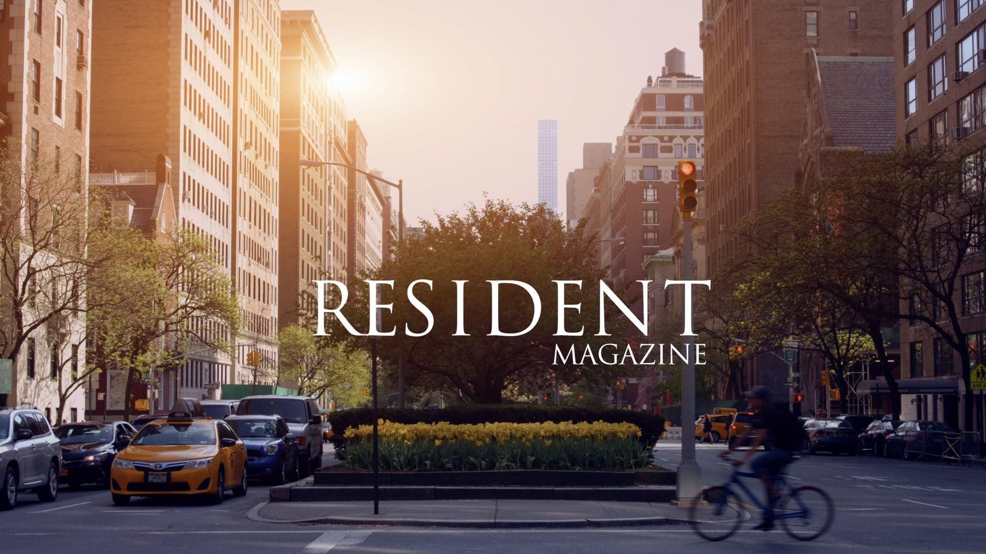 "Resident Magazine Presents Barbara Corcoran ""Editorial in 4K"""