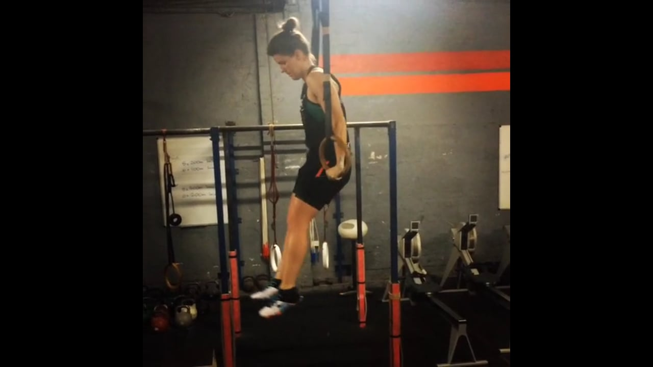 First Muscle Up