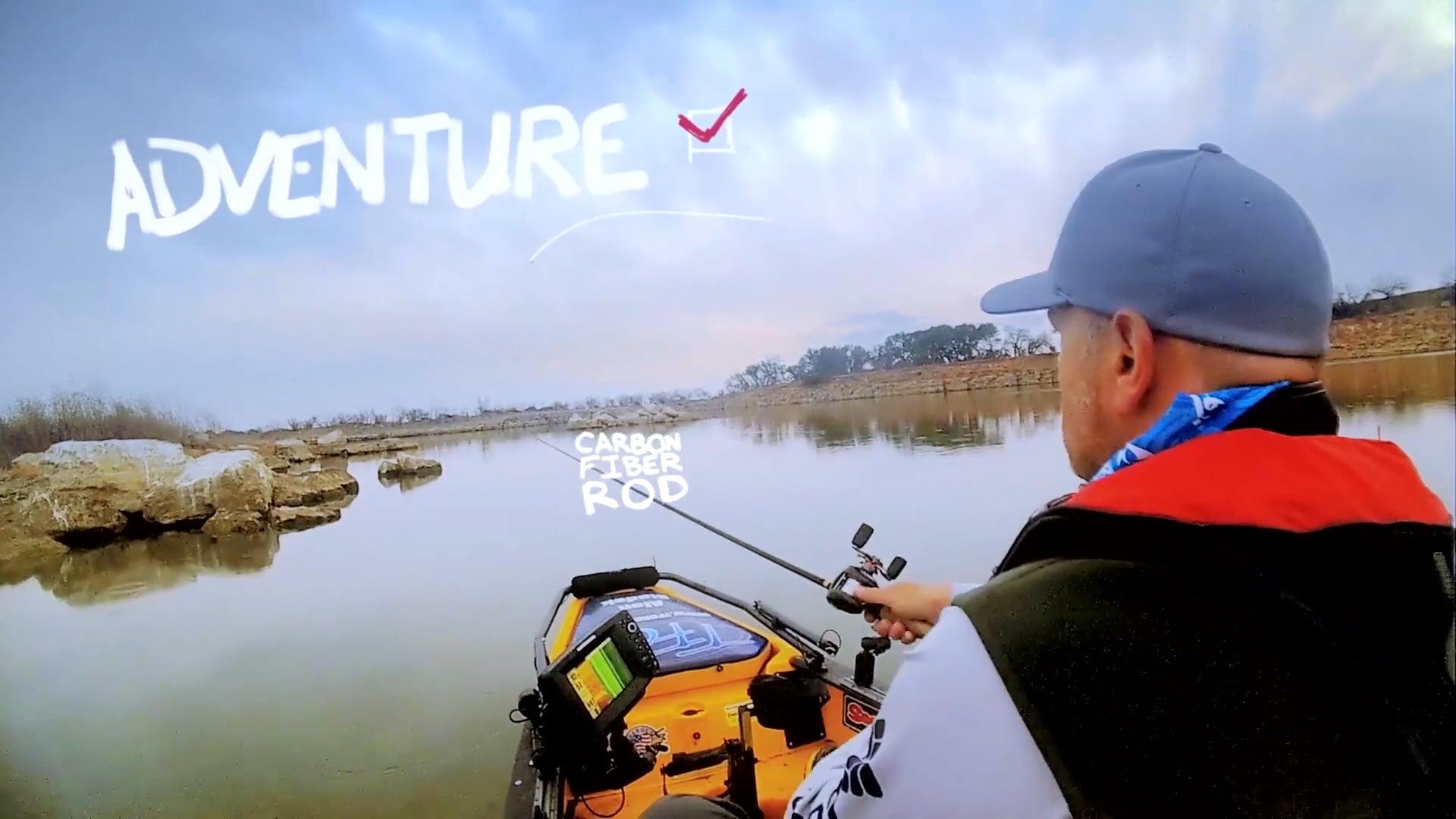 Kayak Bass Adventures // ep. #1 // web series