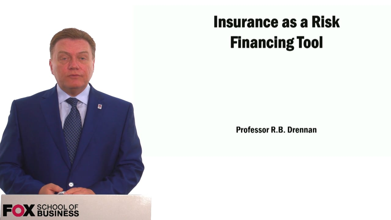 59028Insurance as a Risk FInancing Tool