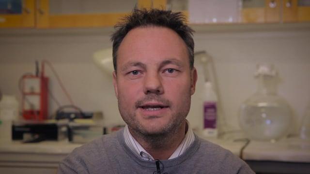 Niklas Arnberg, professor Virologi