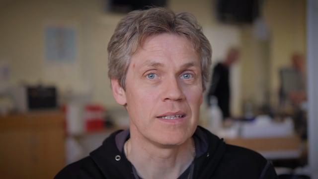 Christer Malm, universitetslektor Idrottsmedicin