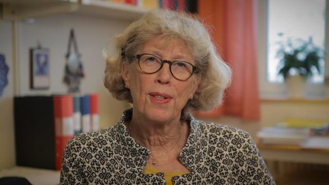 Gunilla Olivecrona, Professor Fysiologisk kemi