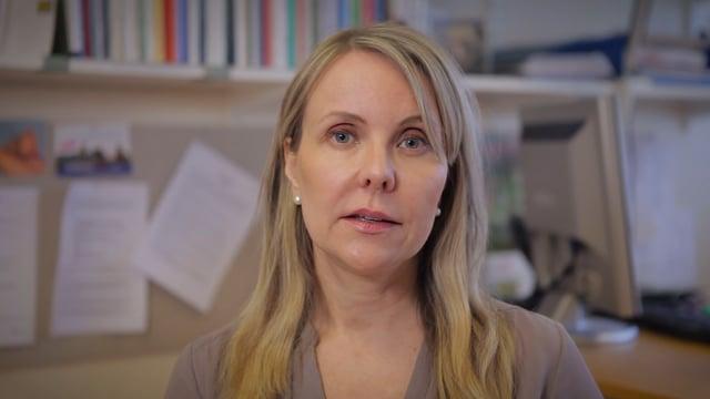 Christina West, Docent och läkare Pediatrik