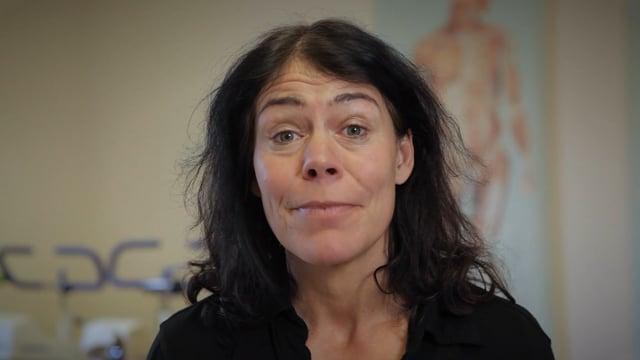 Ulrika Aasa, Universitetslektor Fysioterapi
