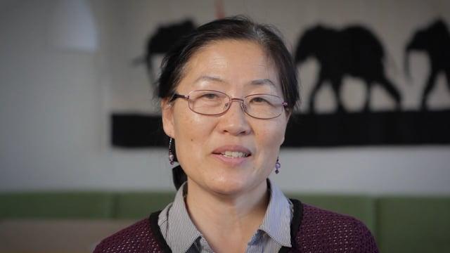 Jing Helmersson, Forskare global hälsa