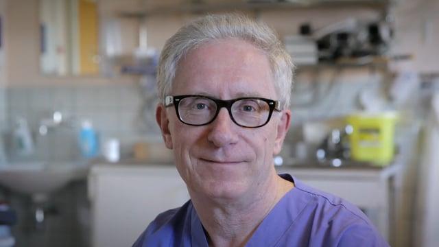 Jan Malm, professor och överläkare Neurologi