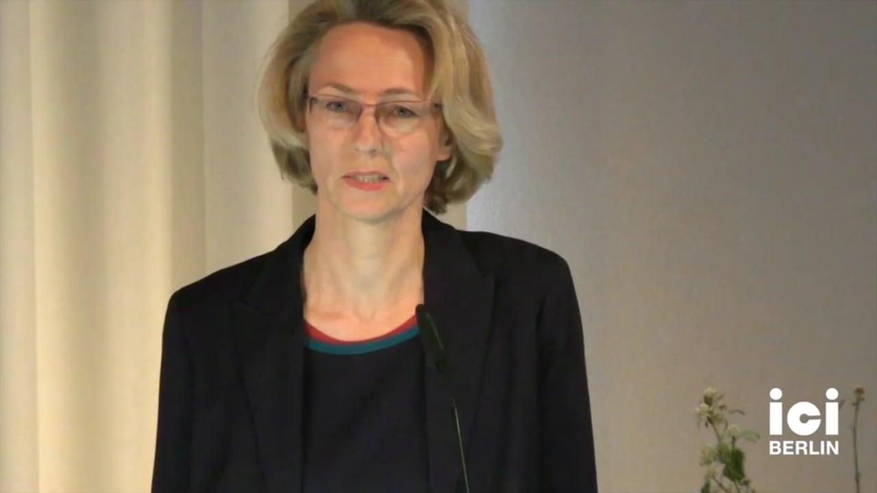 Einfuehrung Susanne Schuessler