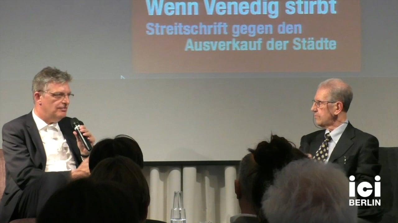 Gespräch mit Salvatore Settis und Lothar Mueller