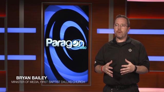 First Baptist Dallas Broadcast Studio