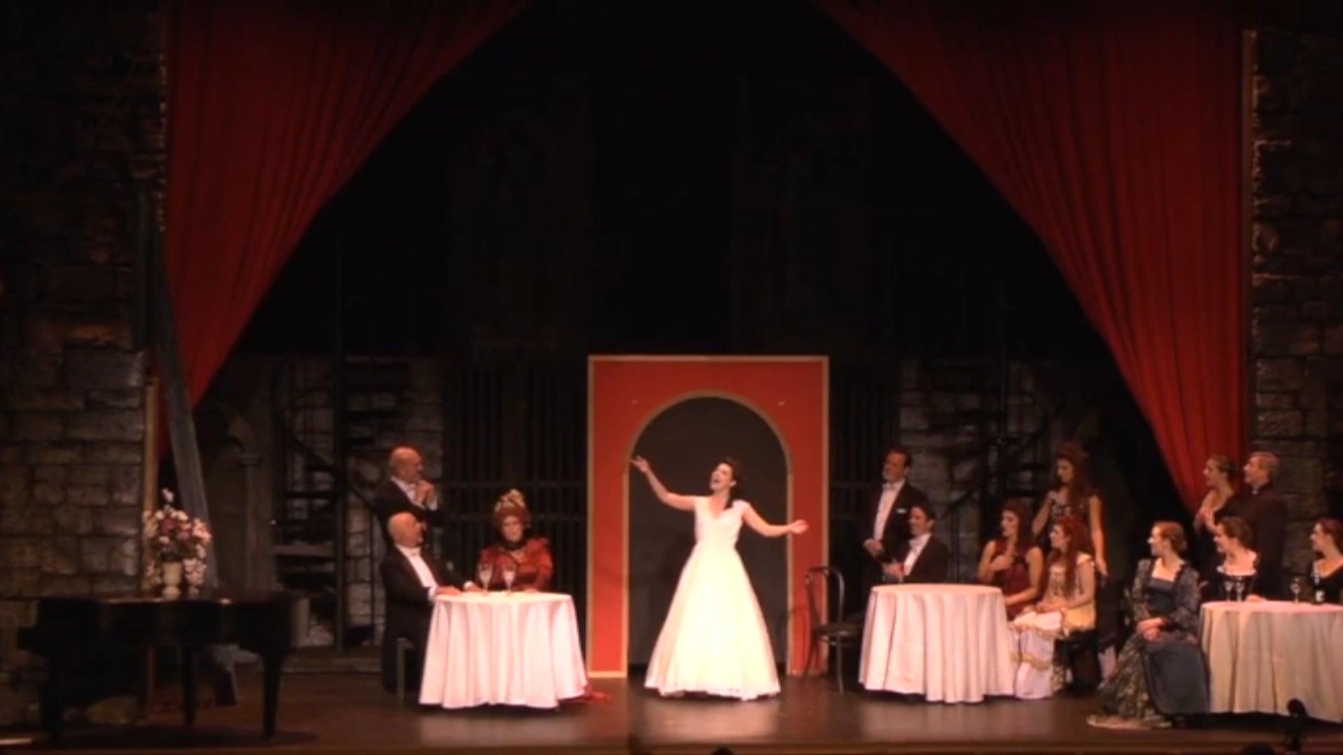Anna Fagan - Musical Theatre Reel