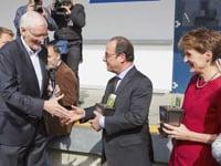 Hans-Ruedi Schweizer zum Solarpreis 2015