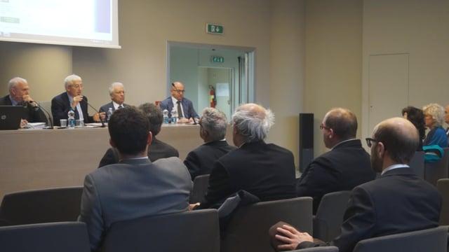 Ordine di Firenze, l'Assemblea degli iscritti 2016
