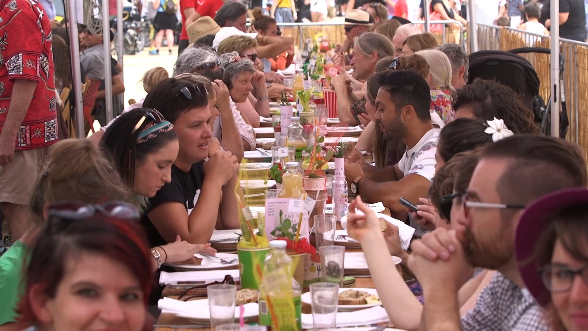 The Great Local Lunch - SLF 2016