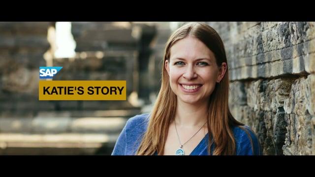 SAP - Katie's Story
