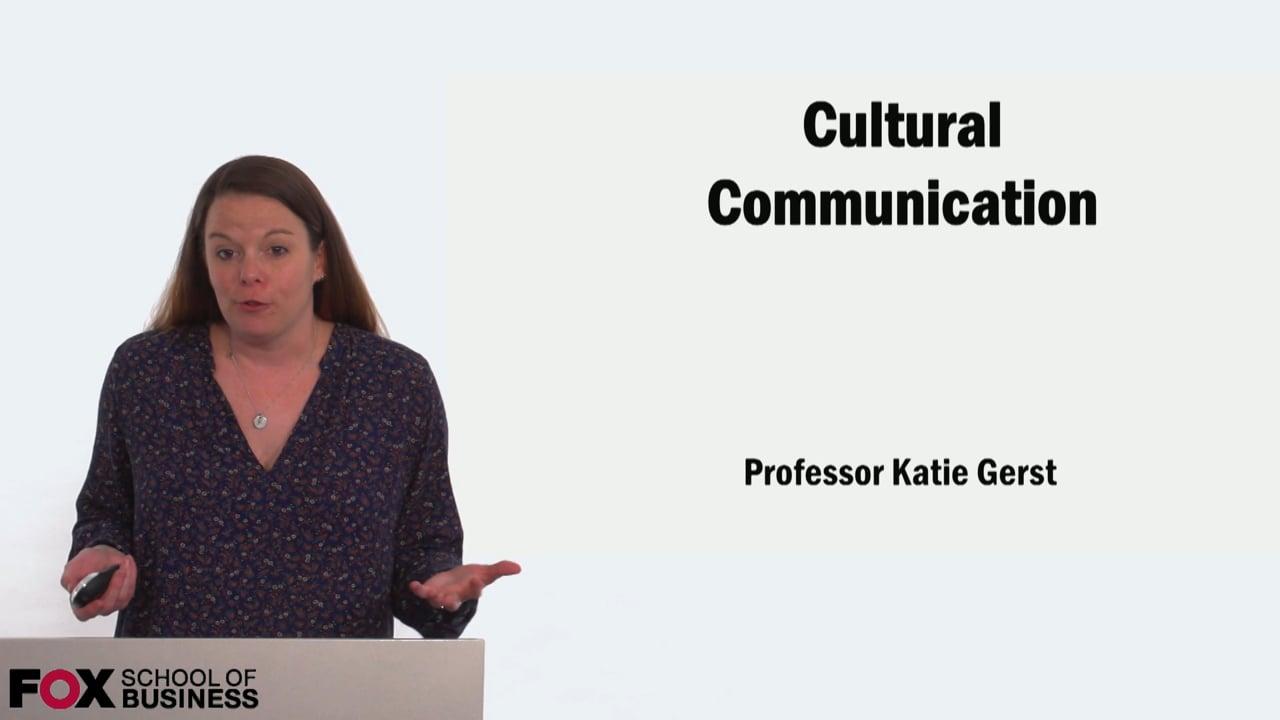 59025Cultural Communication