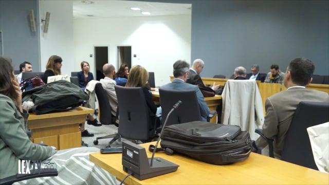 Parte l'astensione dei penalisti, l'iniziativa della camera penale fiorentina