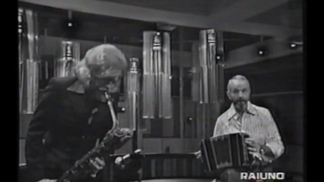 Gerry and Astor Piazzolla