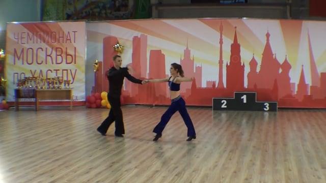 Симма Егор - Боровская Ольга, Чемпионат Москвы 2016, Slow