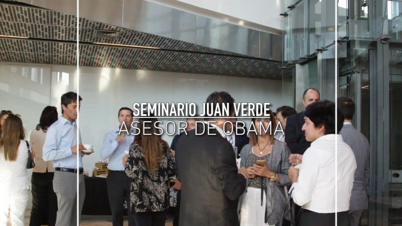 Seminario Juan Verde