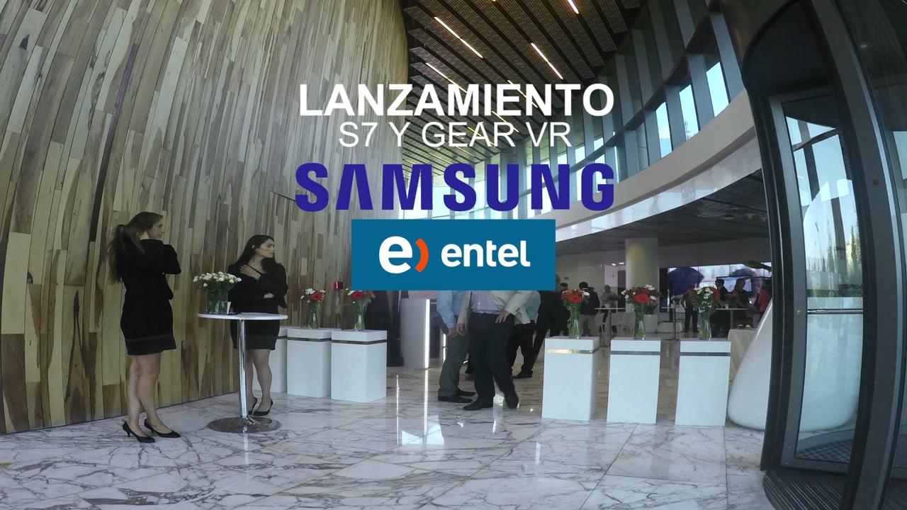Lanzamiento Samsung S7