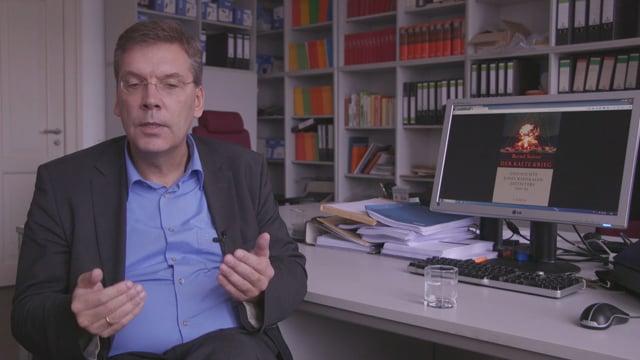 """Prof. Dr. Bernd Stöver im Gespräch über die Ursachen des """"Kalten Krieges"""" Part I"""