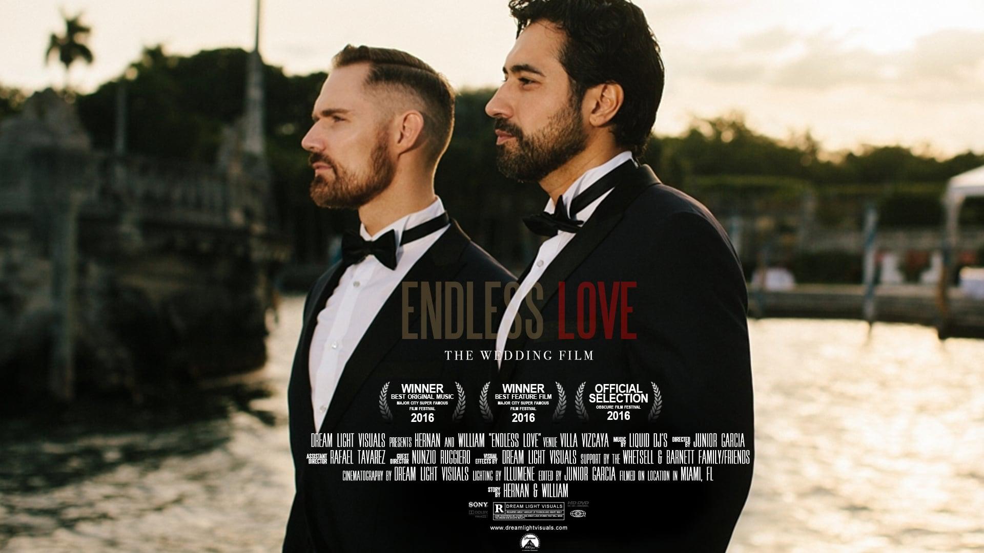 Amazing Gay Wedding | Villa Vizcaya Museum & Garden Miami, FL | Hernan & William