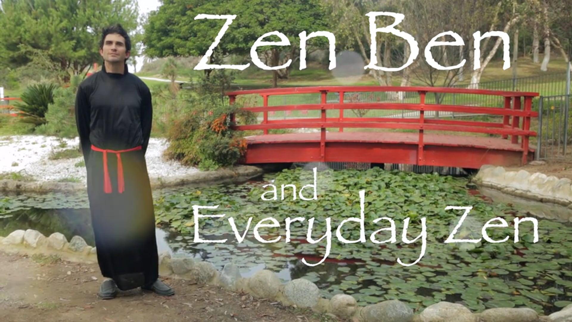 Original Comedy: Zen Ben