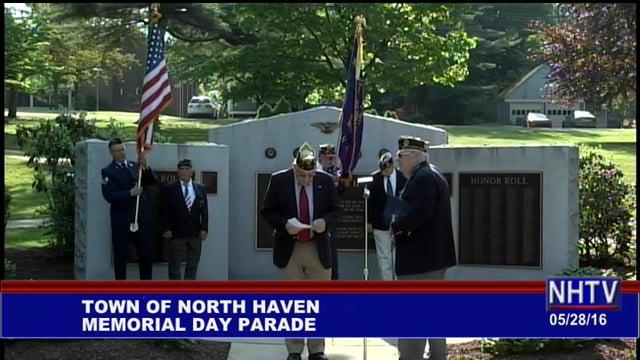 North Haven Memorial Day Parade - 05/28/2016