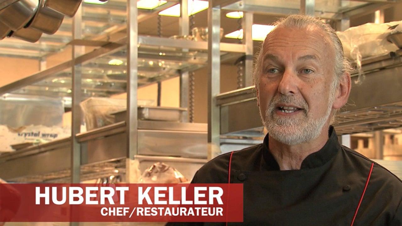 Chef Hubert Keller