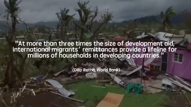 After the Cyclone: The Power of Remittances