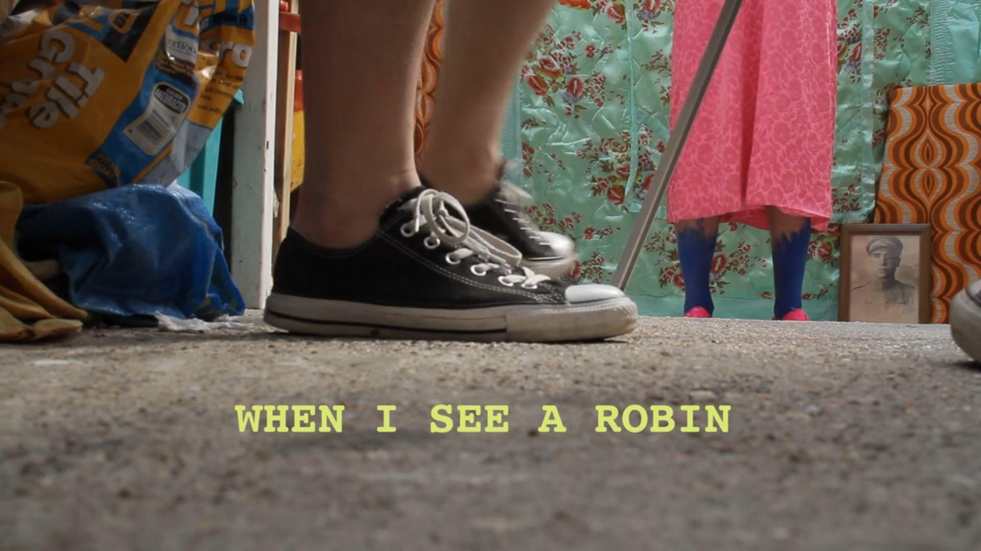 When I See A Robin Teaser