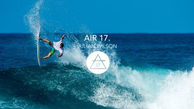Julian Wilson's AIR17 from JS INDUSTRIES