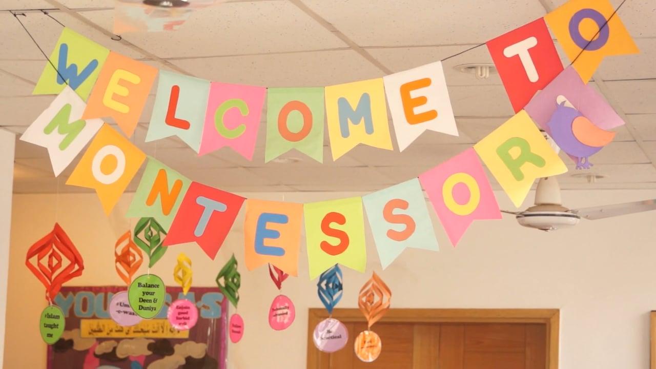 AIS Montessori Batch 2016 (F-8 Campus)-Montage