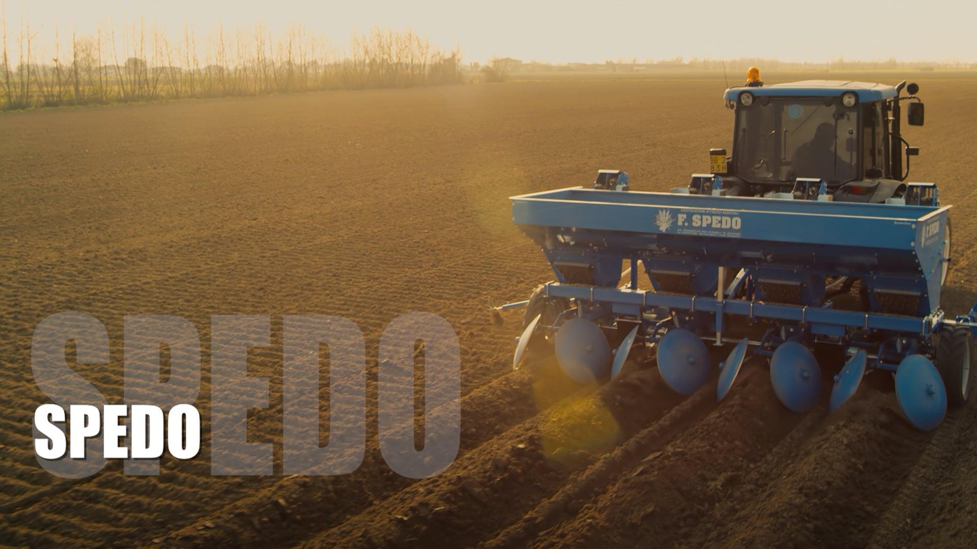 F.LLI SPEDO - Automatic Potato Planter