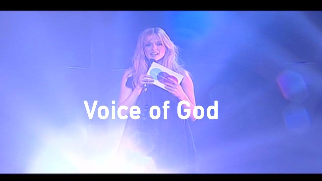 Paul Daniels Voice of God - www.PaulDanielsVO.com