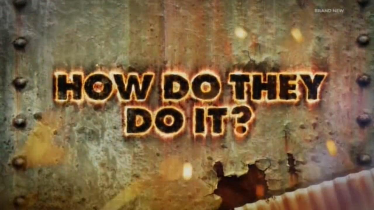 Paul Daniels narrator - How Do They Do It?