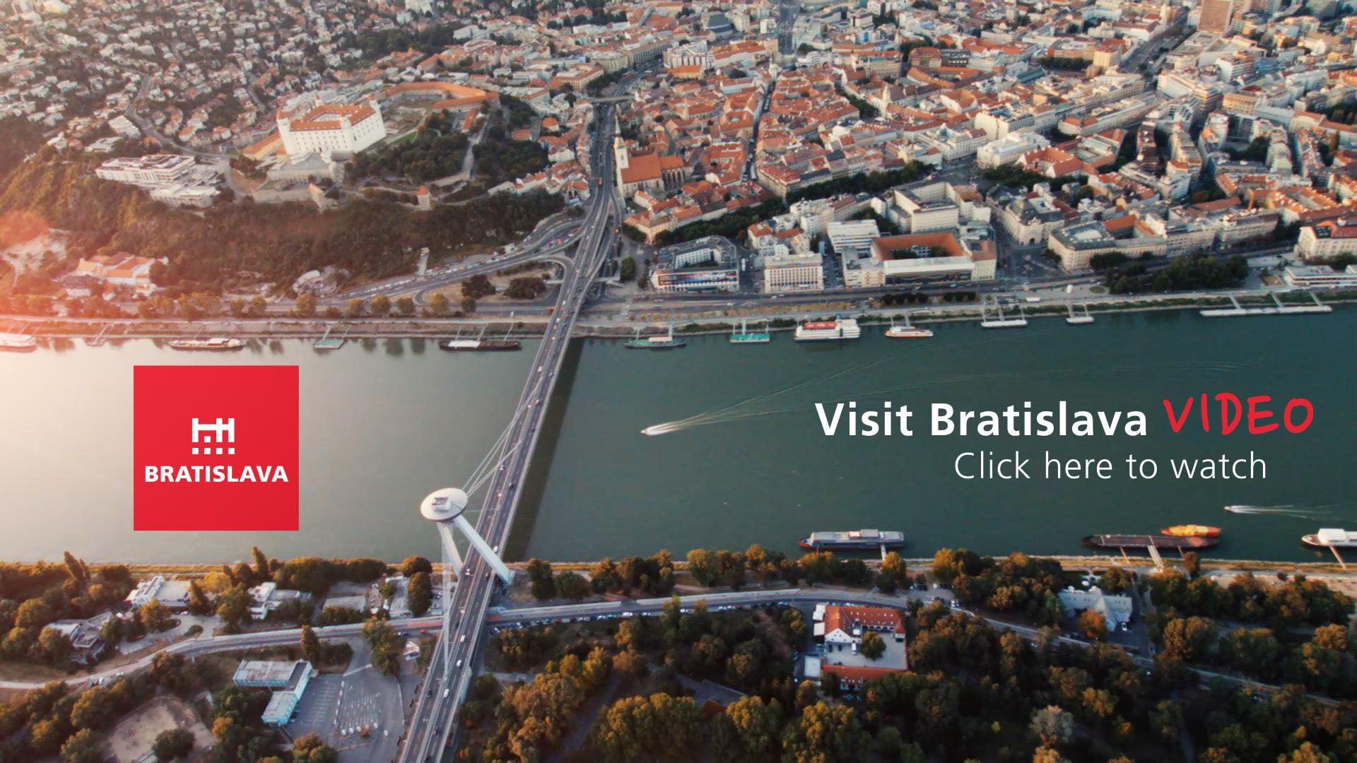 Visit Bratislava, Slovakia - Official video