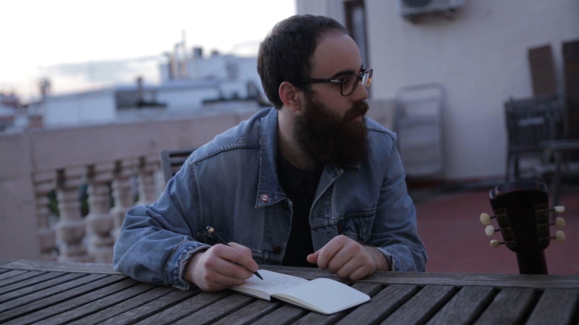 Moses Rubin - LP Debut Crowdfunding