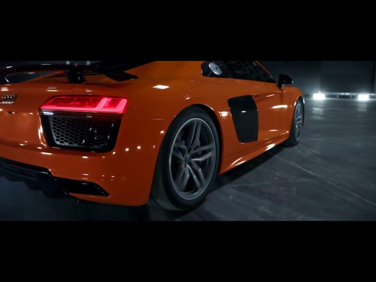 Audi R8 Spin